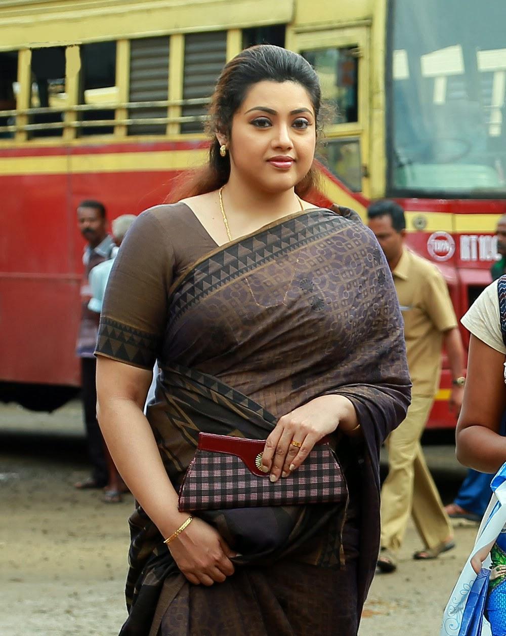 Malayalam Actress Meena Hot Sex Boobs - Hot Actress-8618
