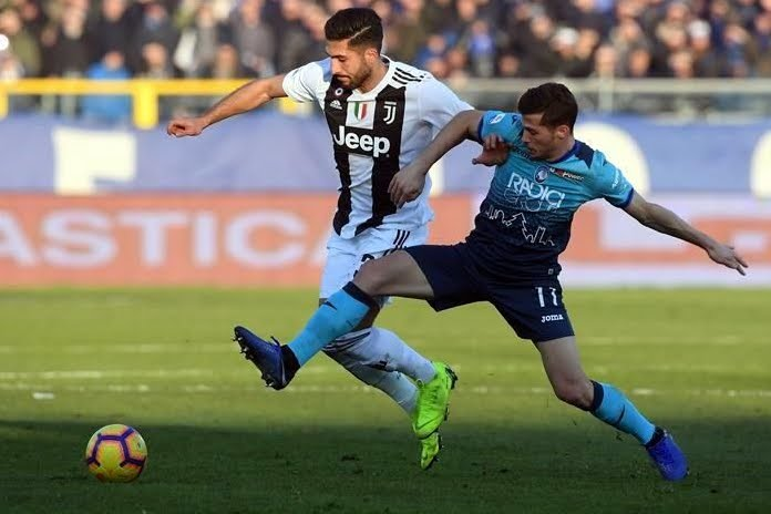 ATALANTA JUVENTUS Streaming Gratis Rojadirecta.