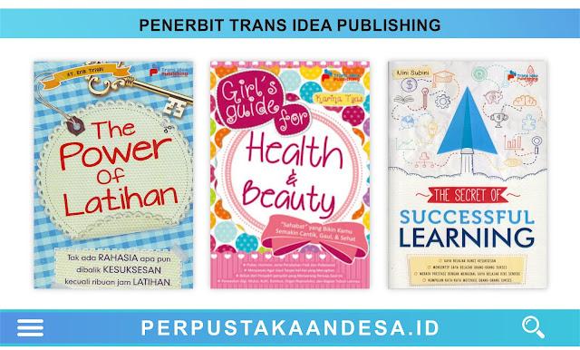 Daftar Judul Buku-Buku Penerbit Trans Idea Publishing