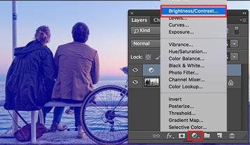 cara membuat efek instagram di photoshop