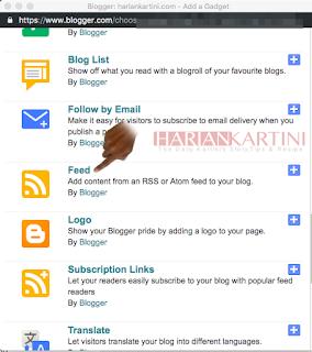 Cara Menampilkan widget Recent Post Pada Blogger