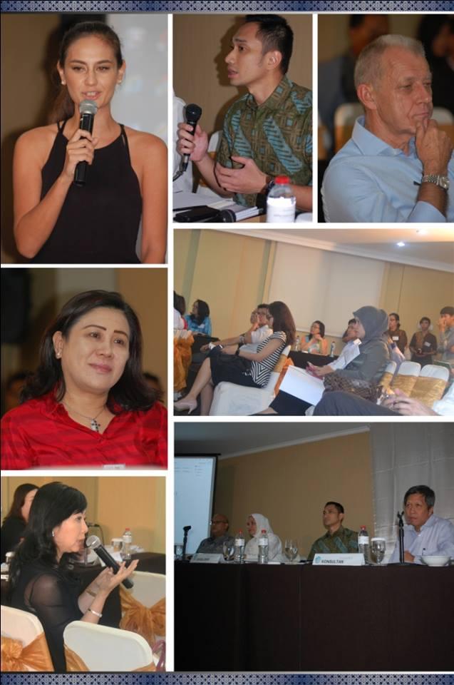 liputan seminar perusahaan