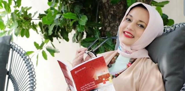 Marissa Haque soal Penusukan Wiranto: Kami Pekerja Film Cukup Meresponnya dengan Tersenyum