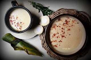Kanile coconut milk soup