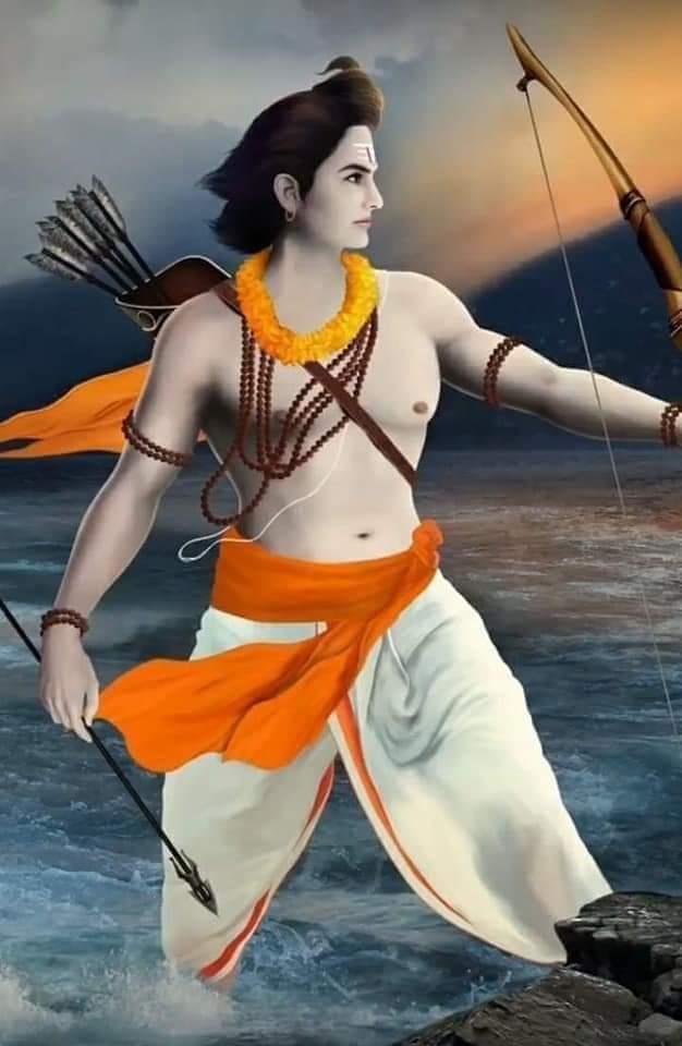अयोध्या पधारे प्रभु श्रीराम।