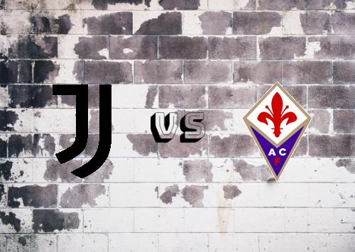 Juventus vs Fiorentina  Resumen y Partido Completo