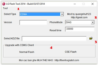 flash LG K7 2017