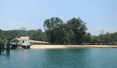 hotel murah sekat pulau hantu