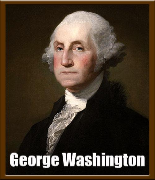 Foto George Washington