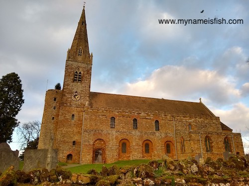 All Saints' Church, Brixworth