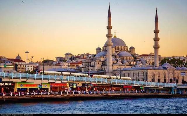 ازاى نسافر تركيا ببلاش !