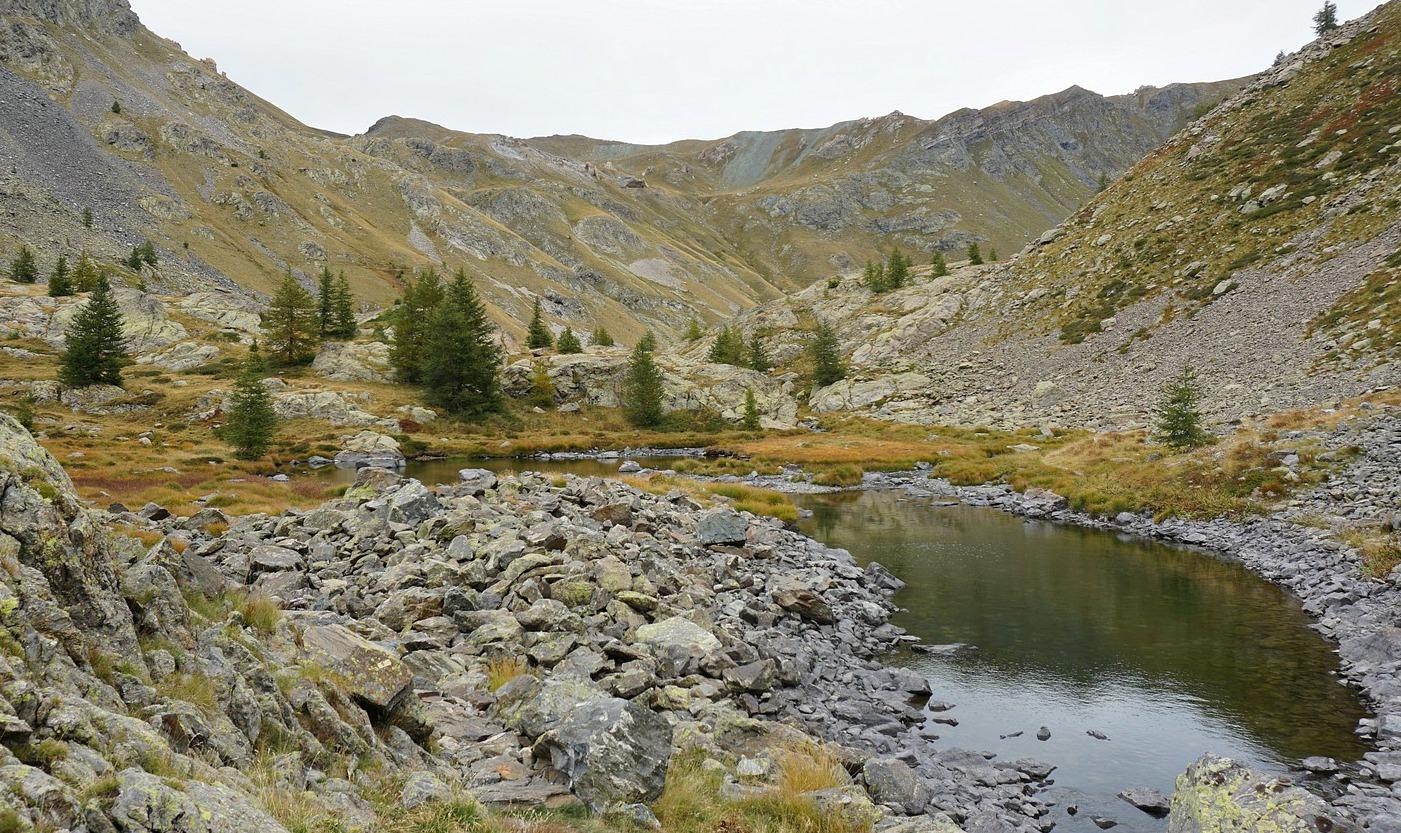 One of the smallest Lacs de Vens