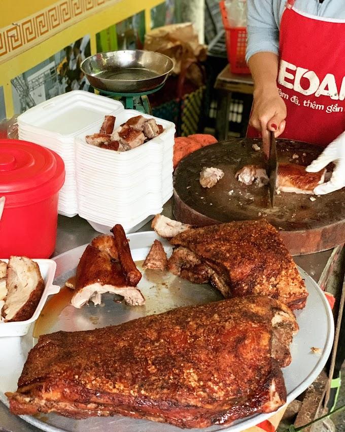 Thịt quay số 3 Thể Giao