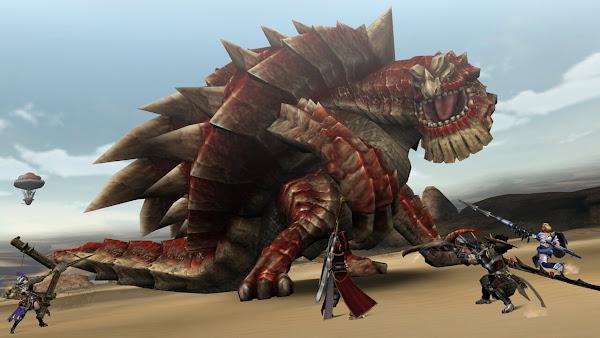 Monster Hunter Frontier G (JP) PS3 ISO Screenshots #2