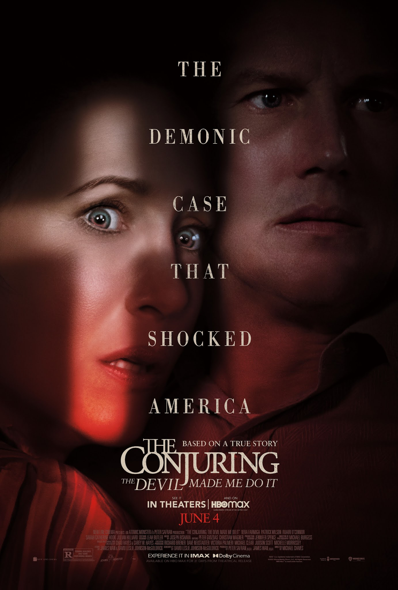 The Conjuring 3: The Devil Made Me Do It 2021