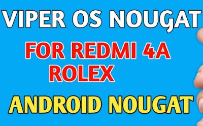 Custom ROM Miui Pro Nougat 7.12.21