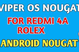 Custom ROM Miui Pro Nougat 7.12.21 untuk Xiaomi Redmi 4A