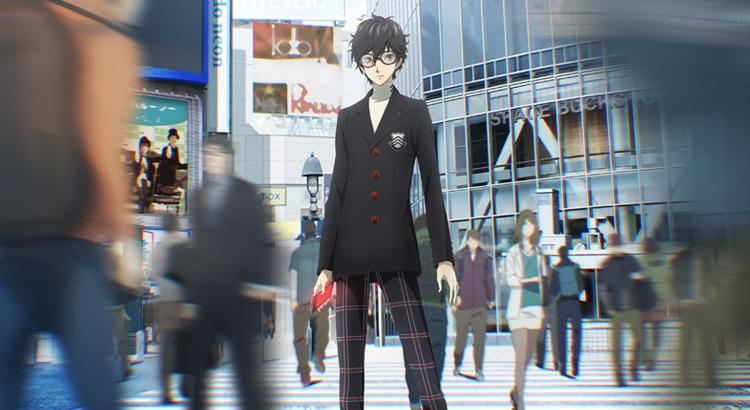 Persona 5 the Animation (Episode 26) Subtitle Indonesia