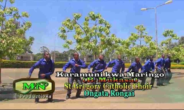 Karamuni kwa maringo ~ Kwaya Ya Mt. Gregory [DOWNLOAD AUDIO MP3]