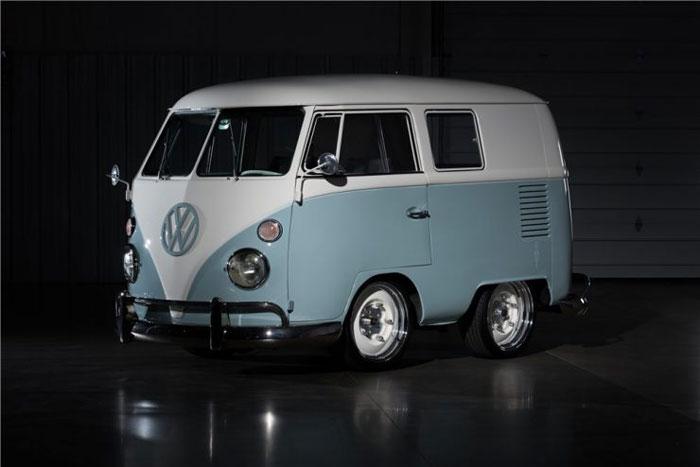 VW Shorty Bus By Gas Monkey Garage