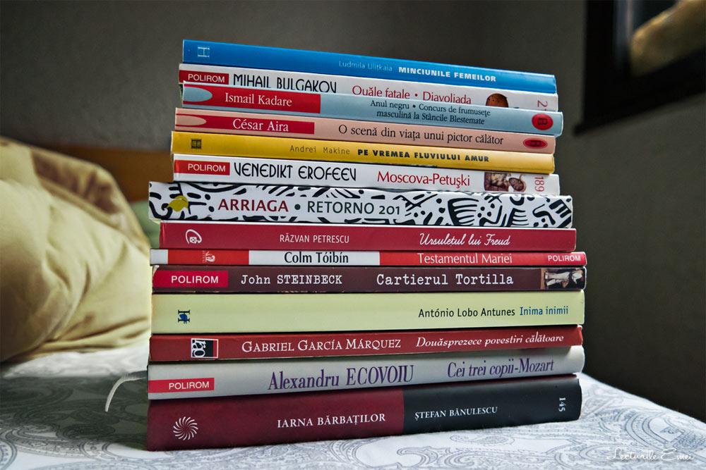 cărți de citit în 2020 planuri de lectură proză scurtă