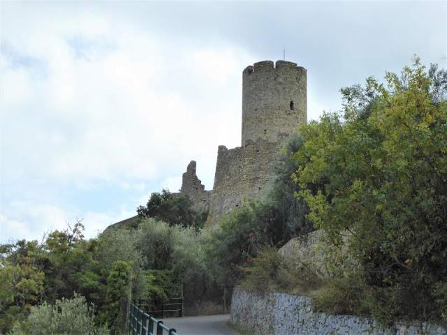 Torre del Castello di Monte Ursino