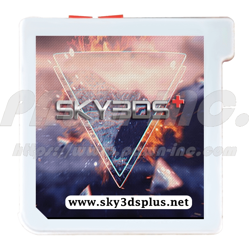 SKY3DS PLUS