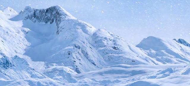 montaña-nevada