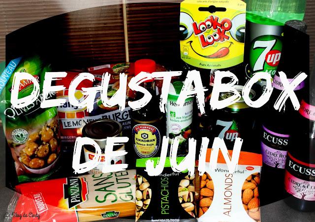 DEGUSTABOX DE JUIN