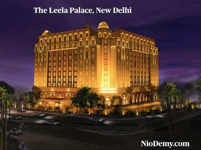 Most Expensive Luxury Hotels In India - The Leela Palace, New Delhi