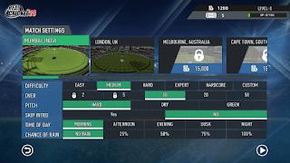 Real Cricket 18 - screenshot 5
