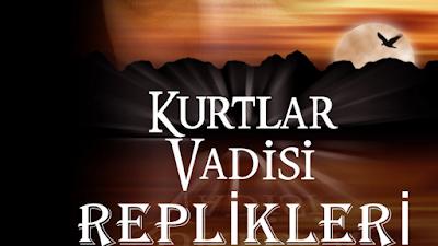 Geçmişten Günümüze Seçmiş Olduğumuz En İyi Kurtlar Vadisi Replikleri, Türkiye'nin en çok izlenen dizisi'nin Kurtlar Vadisi Sözleri ile karşınızdayız.