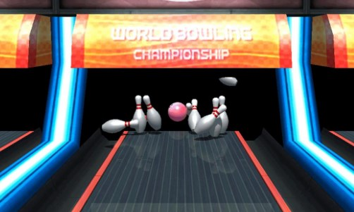 World Bowling Championship Apk+Data Free on Android Game Download