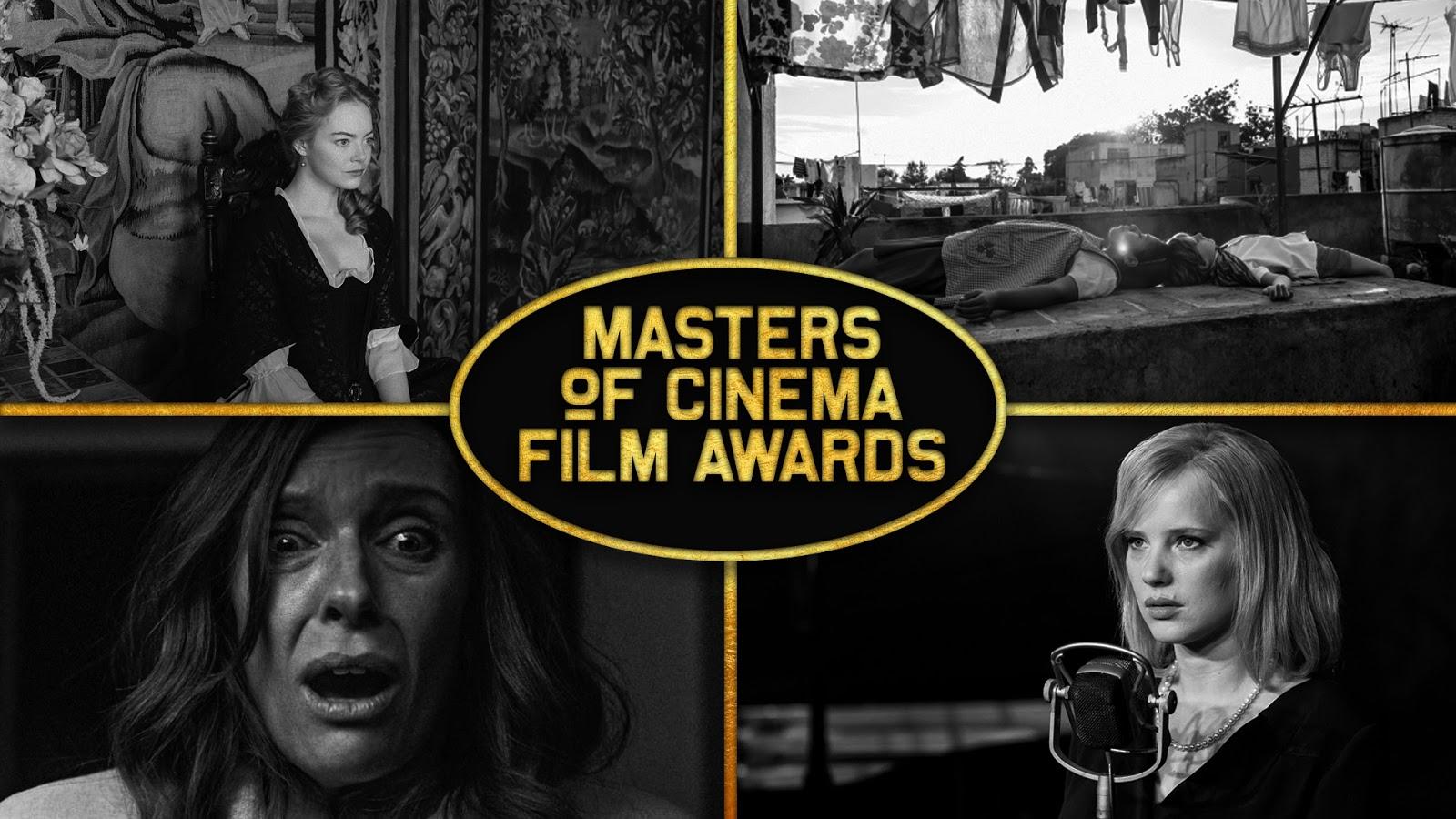 Masters Of Cinema Film Awards 2019 Nominees