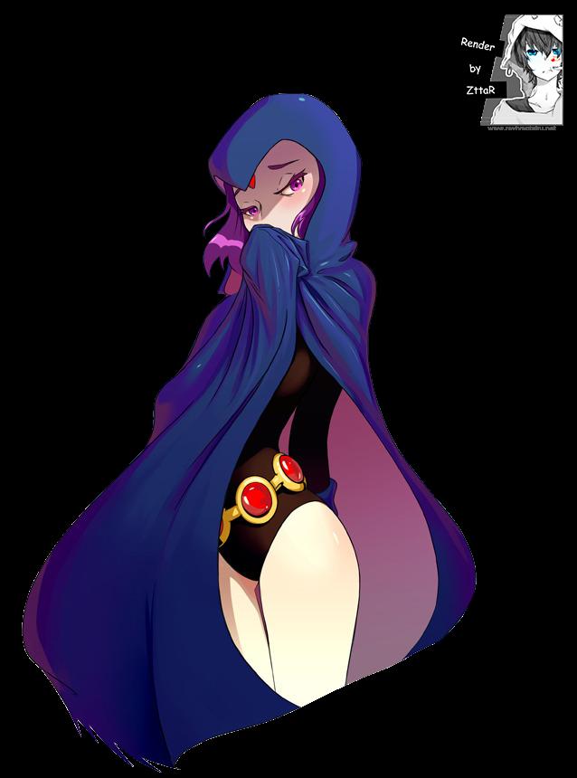 Render Raven SHY