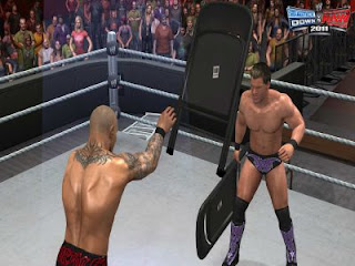 The WWE SmackDown VS RAW 2011 PC Game Free Download