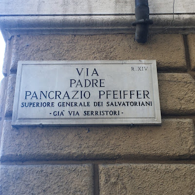 Via Padre Pfeiffer