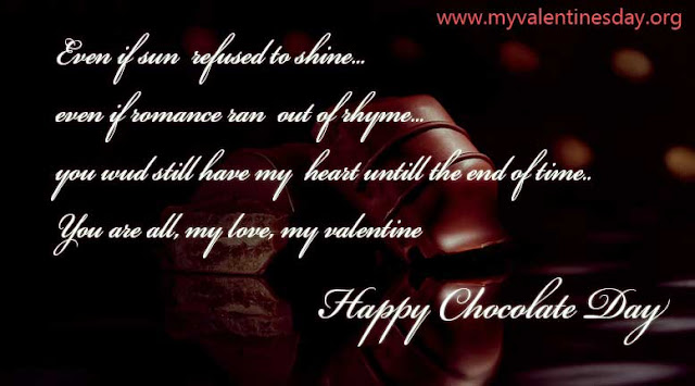 Chocolate Images For Lovers DP