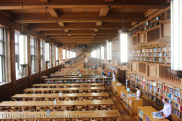 Places to visit in Leuven University Library Tower