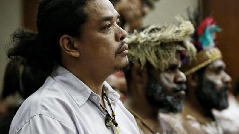 Diwarnai Ancaman, Diskusi Papua Teknokra Unila Tetap Digelar