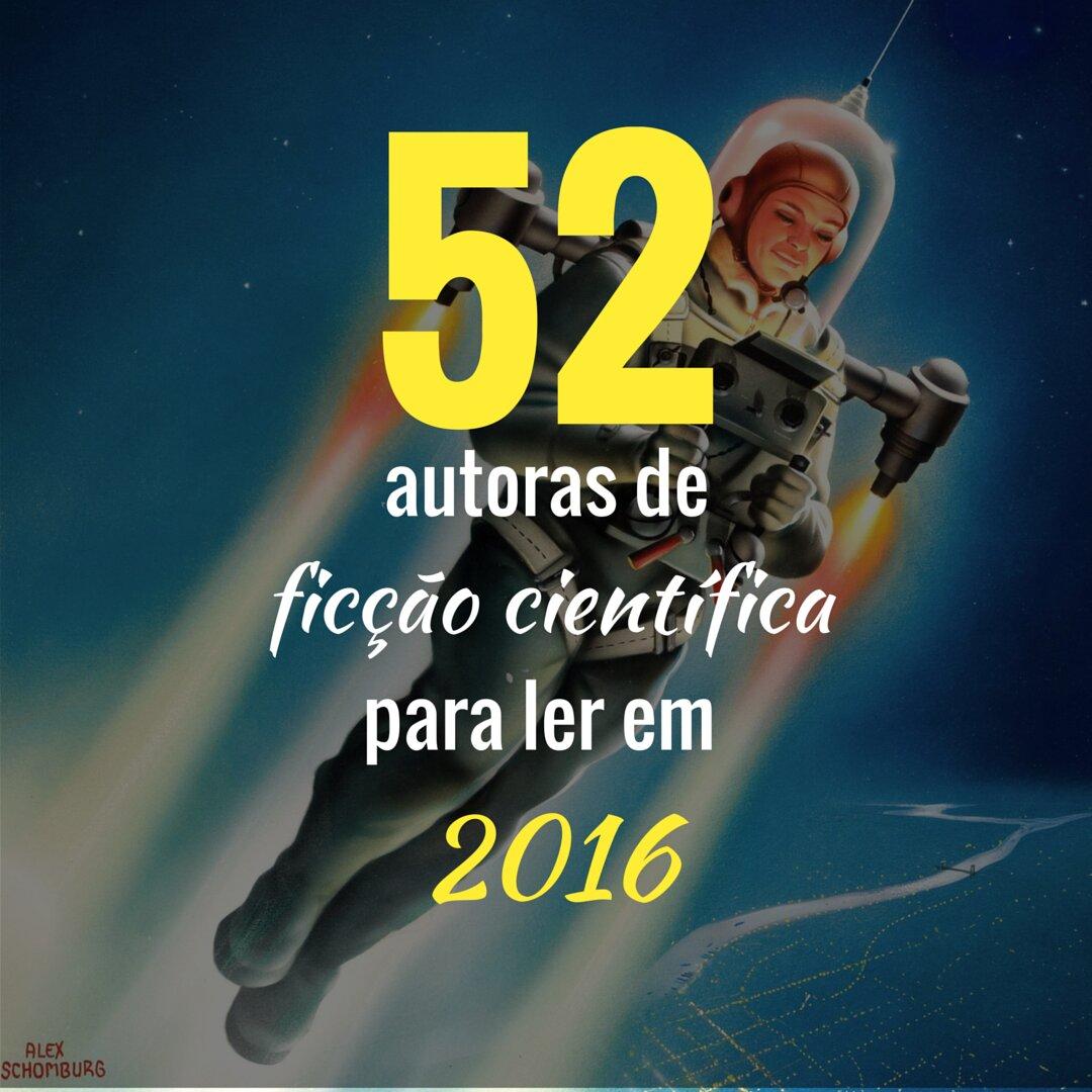 autoras para ler em 2016