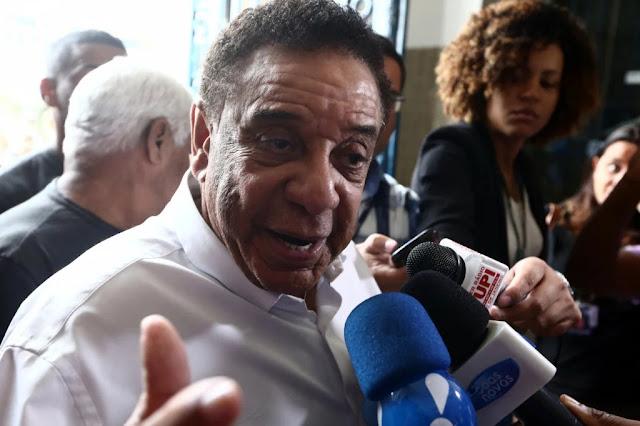 Agnaldo Timóteo morre no Rio de Covid aos 84 anos  -  Adamantina Notìcias
