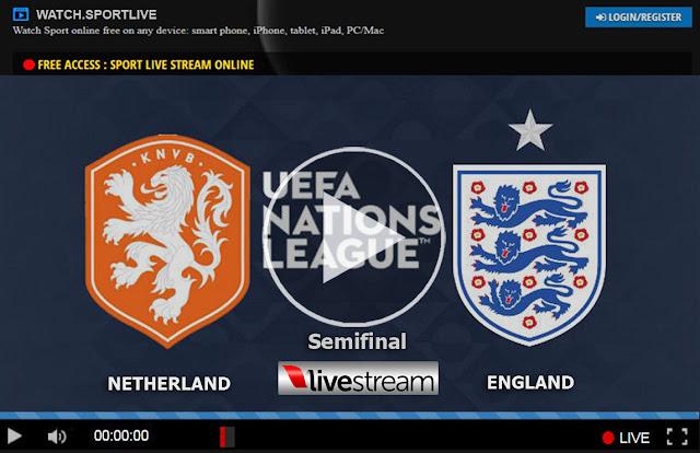 Calendario Uefa Nations League.Semifinal Netherland Vs England Uefa Nations League