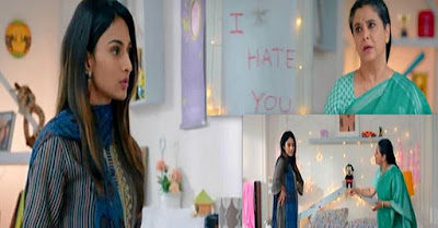 "Kuch Rang Pyaar Ke Aise Bhi 20th July 2021 "" Suhana Writes "" I hate you"" for Ayush, Dev-Ishwari Gets Angry on Suhana """