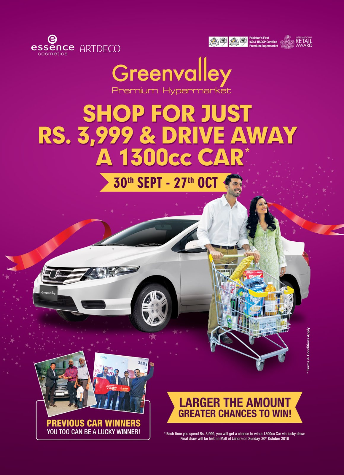 GreenValley Promo (30 Sep - 27 Oct,2016)