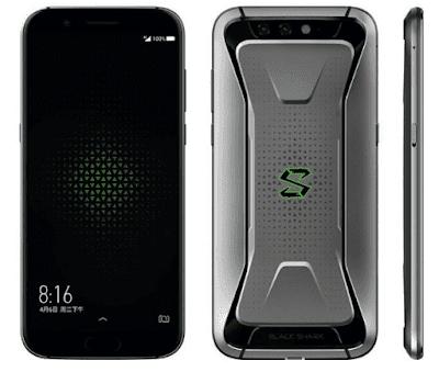 Xiaomi Black Shark - Harga dan Spesifikasi Lengkap
