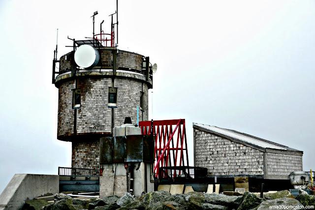 Observatorio Climatológico en la Cima de Mount Washington