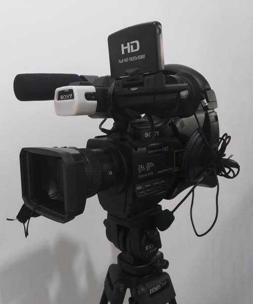 Sewa Kamera Sony Full HD NXR-MC2500 Untuk Video Shooting di DKI Jakarta, BSD, Serpong, Bekasi, Tangerang, Depok
