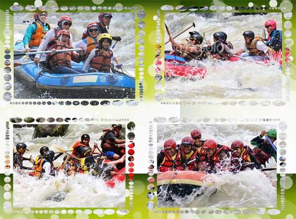 Paket Serayu Rafting