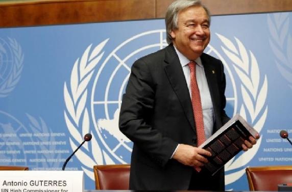 Sekjen PBB Desak Donald Trump Cabut Kebijakannya Soal Larangan Tujuh Negara  Kunjungi AS